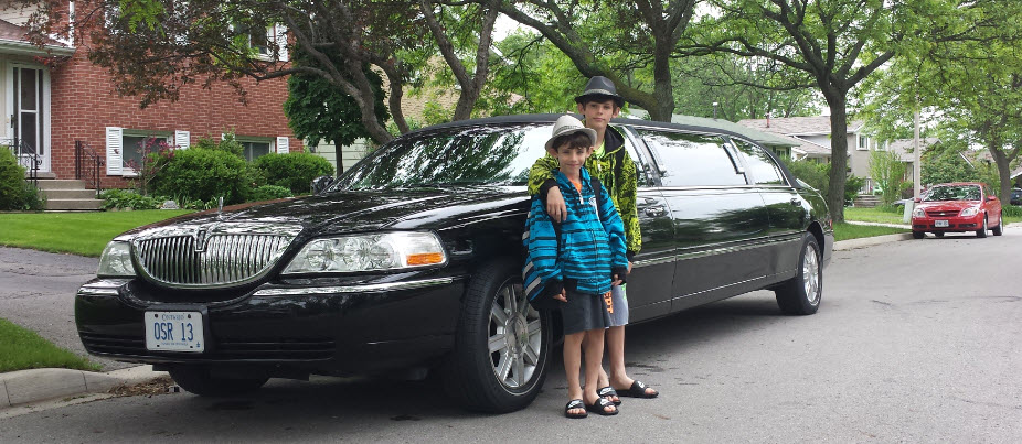 Canam Airport Limo