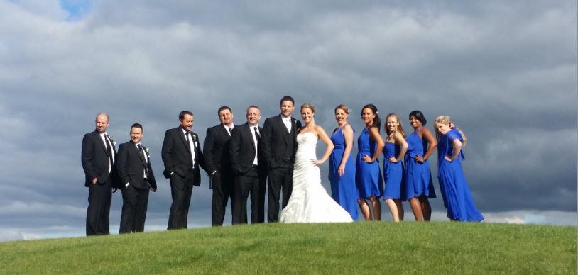Wedding Limo Service in Campbellville, Ontario