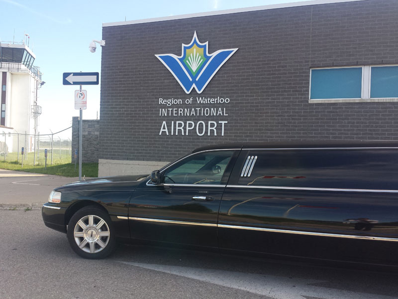 Waterloo-Airport-Limo